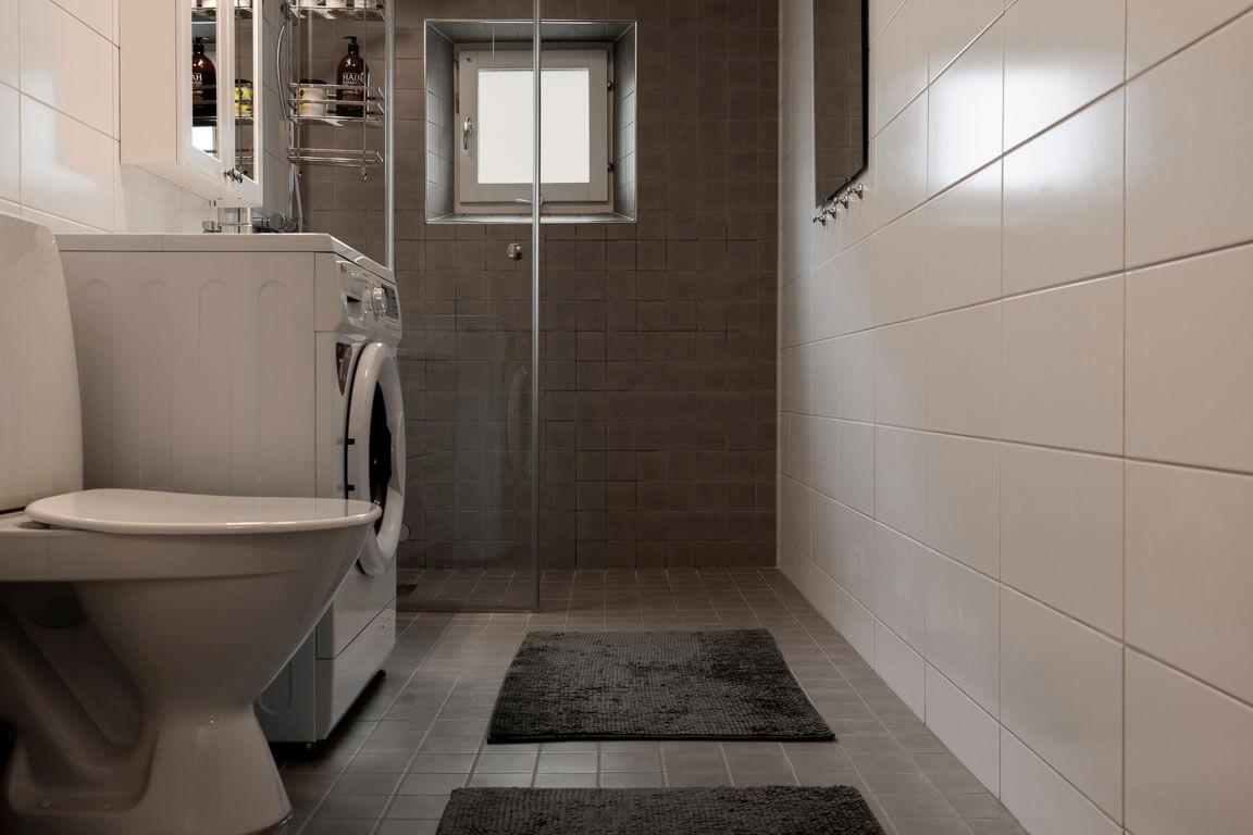 M5 Bygg badrumsrenovering Södermalm