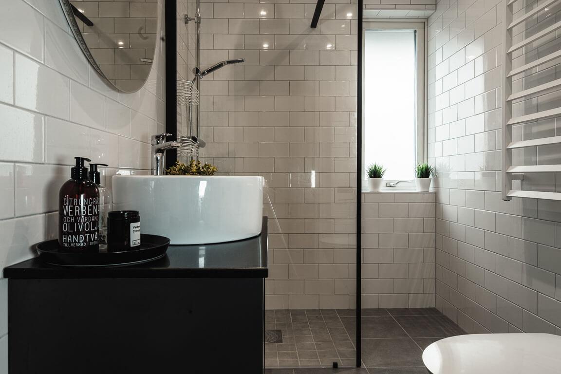 M5 Bygg badrumsrenovering Älta