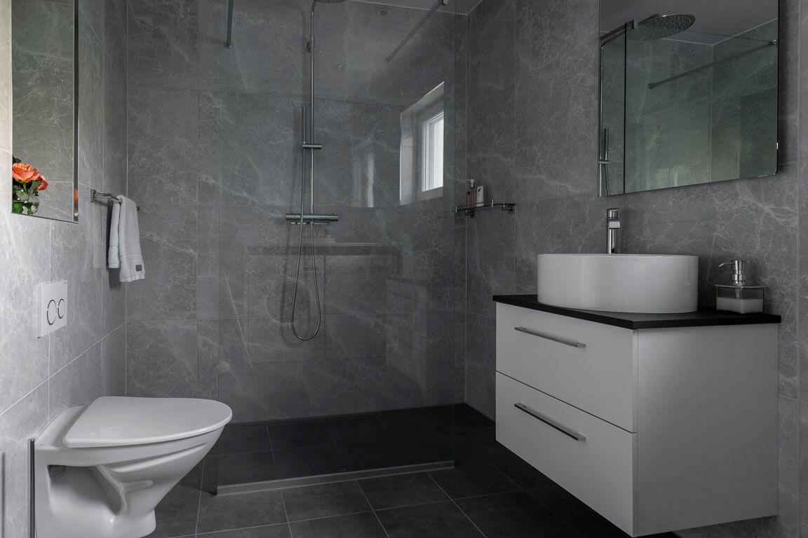 M5 Bygg badrumsrenovering Årsta