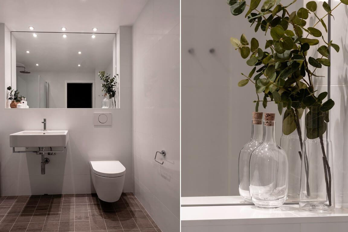 M5 Bygg badrumsrenovering Kungsholmen