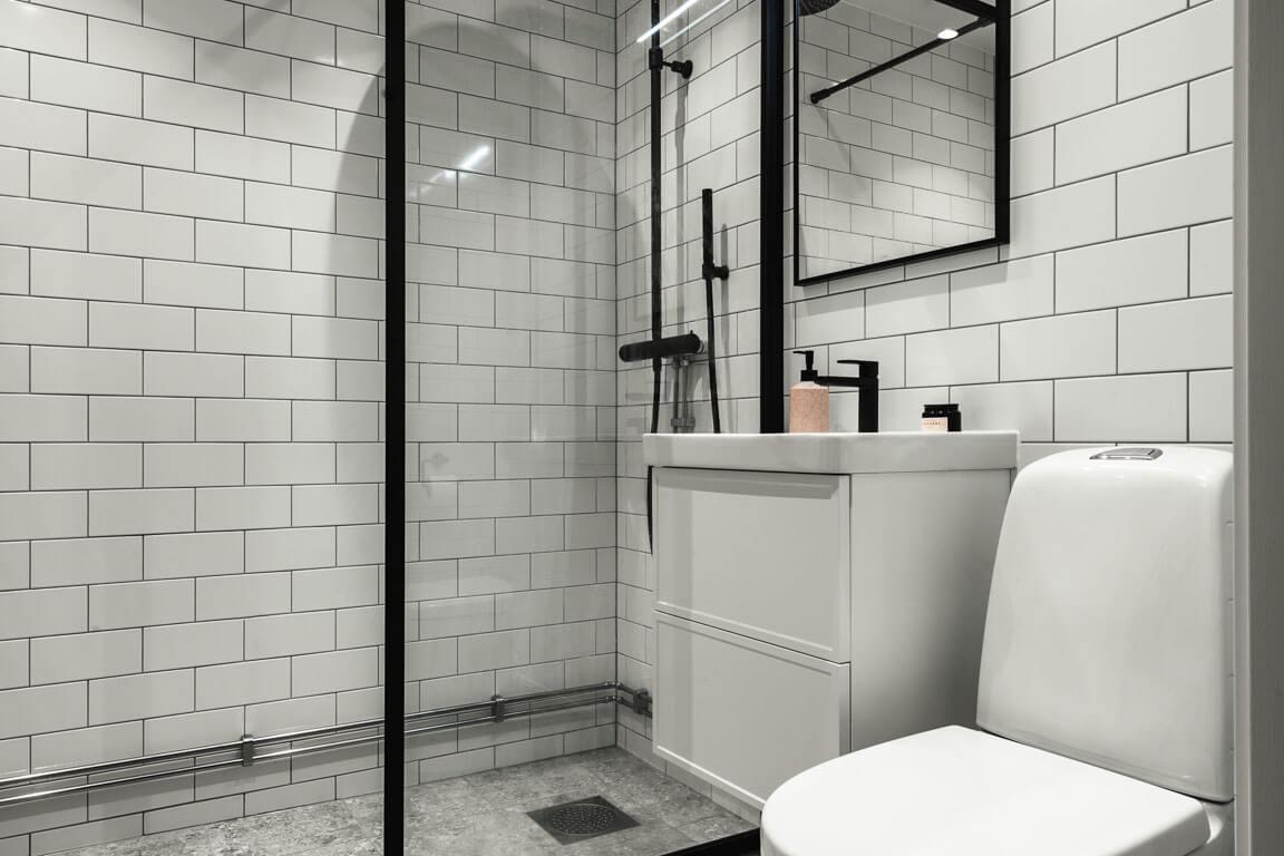M5 Bygg badrum på Södermalm