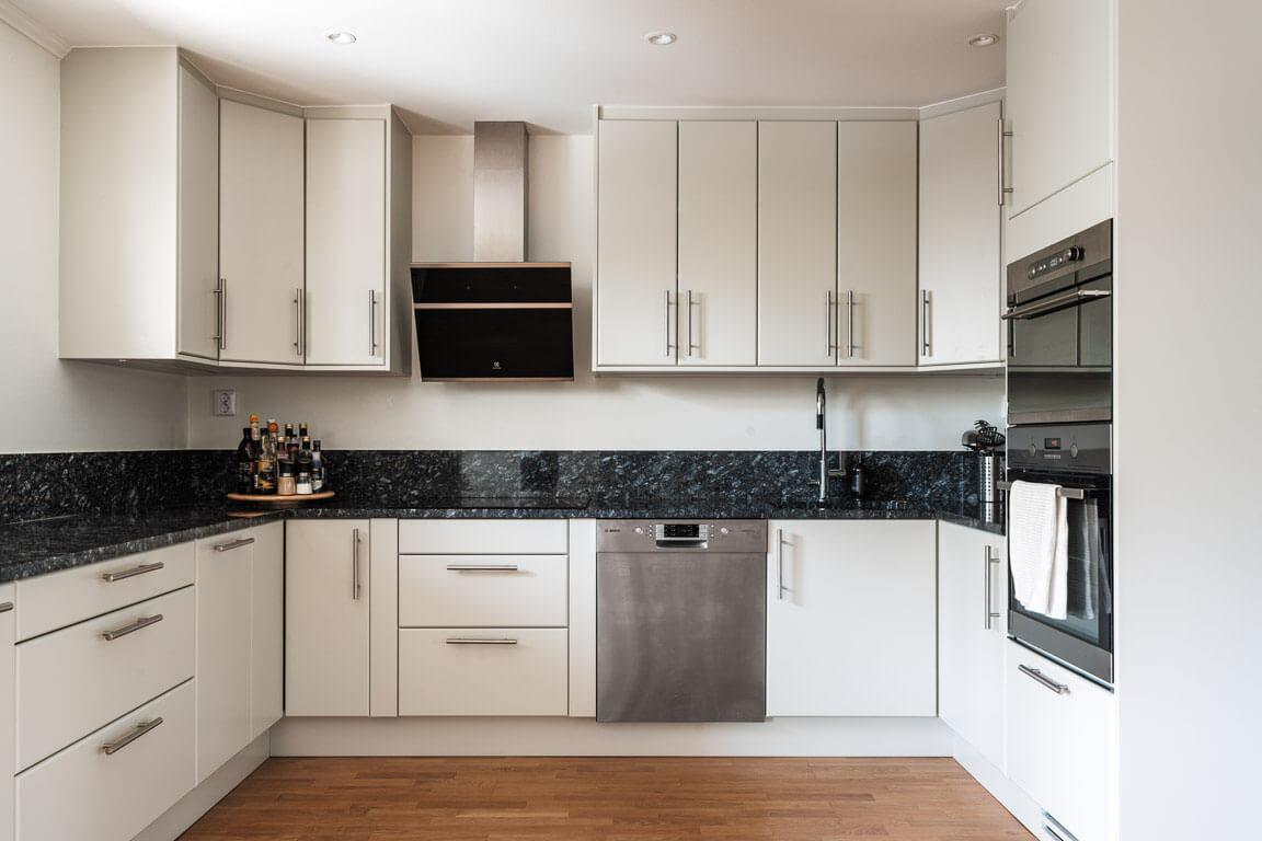 M5 Bygg villarenovering Pershagen - kök
