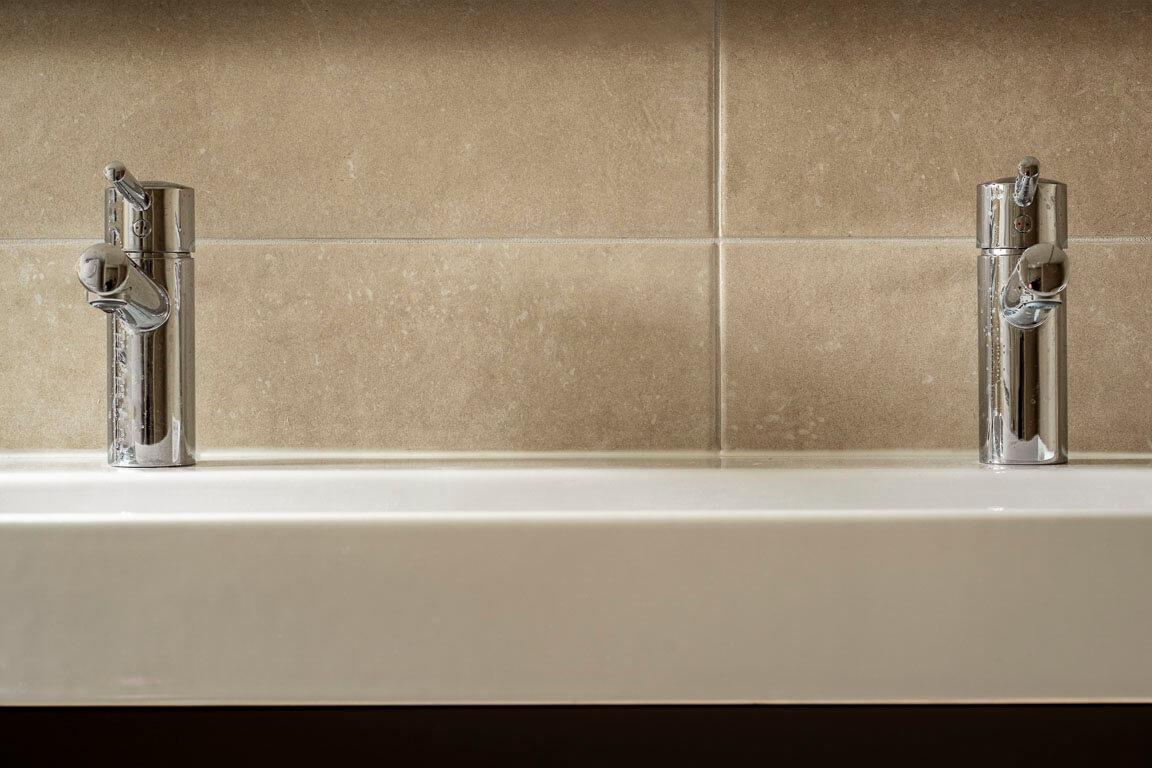 M5 Bygg badrumsrenovering källarbadrum Enskede